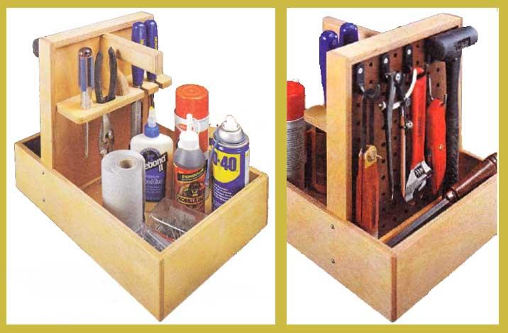 Своими руками коробочки для инструментов 77
